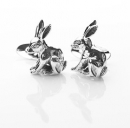 "Party Animals Cufflinks by Camilla Prytz • <a style=""font-size:0.8em;"" href=""http://www.flickr.com/photos/69346119@N07/6780677509/"" target=""_blank"">View on Flickr</a>"